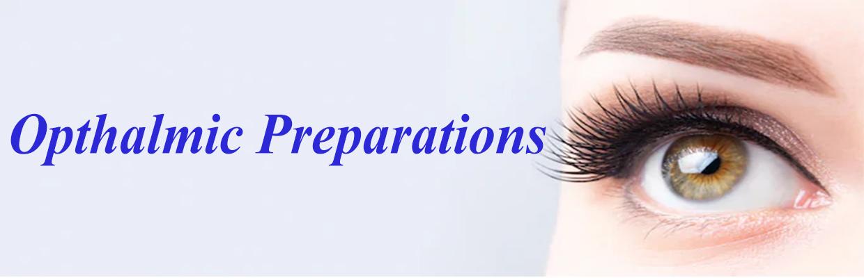 Opthalmic-Preparations